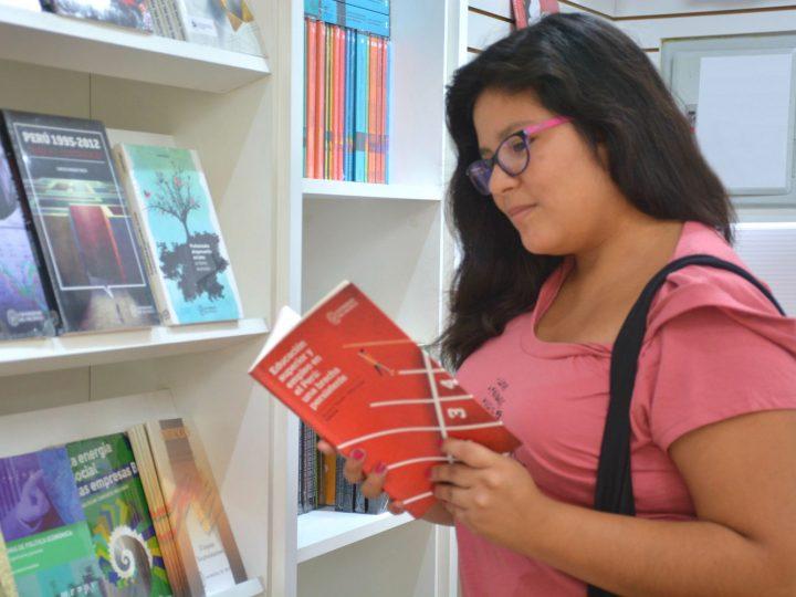 Nueva librería de la Universidad del Pacífico abre sus puertas