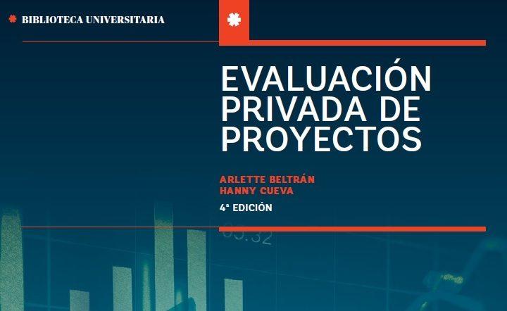 """Ya está a la venta la cuarta edición de """"Evaluación privada de proyectos"""""""