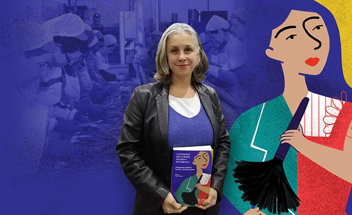 Cuestionan desarrollo sostenido sobre los hombros de mujeres o niñas en libro UP editado por Leda M. Pérez