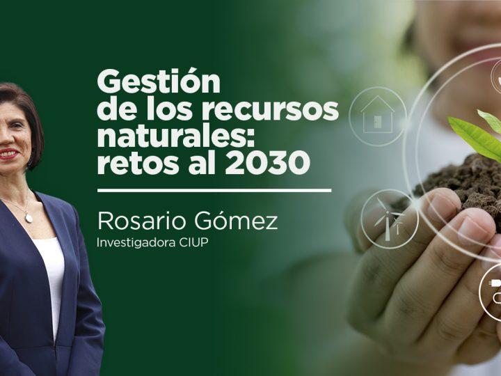 Ambiente: los retos del Perú al 2030