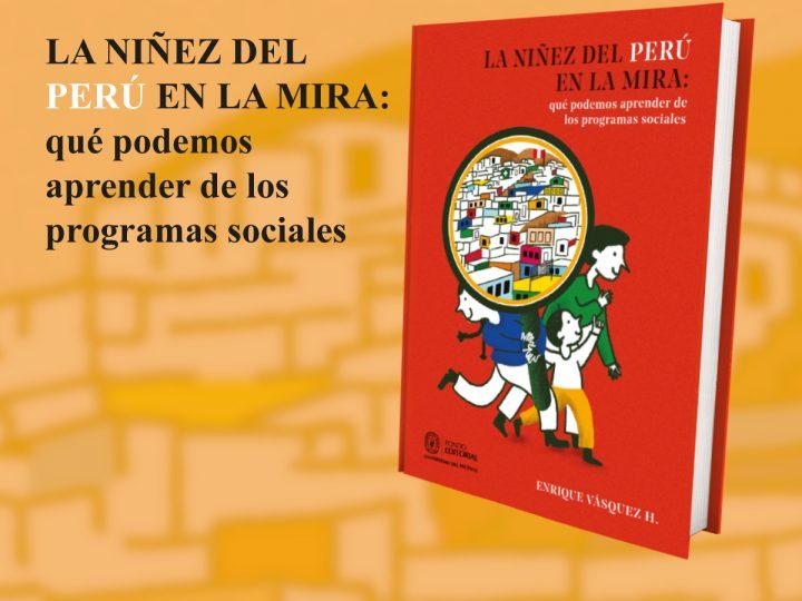 Lecciones y retos para el desarrollo de la niñez en el Perú
